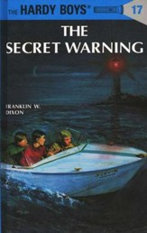 The Hardy Boys' Mysteries #17: The Secret Warning