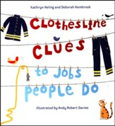 New totally awesome business book for kids revised edition clothesline clues to jobs people do fandeluxe Document