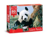 Giant Panda Jigsaw Puzzle, 30 Pieces