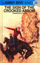 The Hardy Boys' Mysteries #28: The Sign of the Crooked Arrow