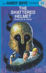 The Hardy Boys' Mysteries #52: The Shattered Helmet