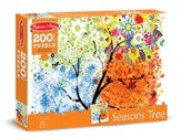 Seasons Tree Jigsaw Puzzle, 200 Pieces