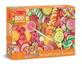 Sensational Sweets Puzzle, 200 Pieces