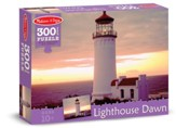 Lighthouse Dawn Jigsaw Puzzle, 300 Pieces