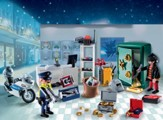 Jewel Thief Police Operation, Advent Calendar