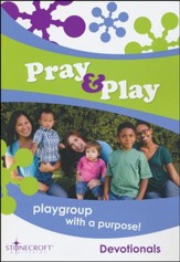 Pray & Play Devotional