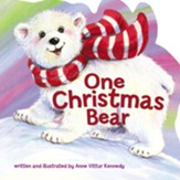 One Christmas Bear - Slightly Imperfect