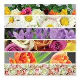 Flower Ribbons, 500 Piece Jigsaw Puzzle