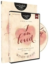 I Am Loved: Walking in the Fullness of God's Love Book with DVD