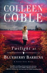 Twilight at Blueberry Barrens, Hardcover