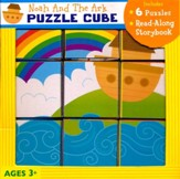 Noah and the Ark Puzzle Cube with Storybook