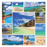 Photos from Paradise 1000 Piece Jigsaw Puzzle