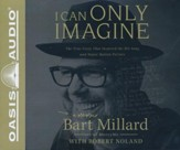 I Can Only Imagine: A Memoir - unabridged audiobook edition on CD