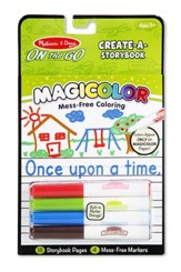 Color Your Own Storybook