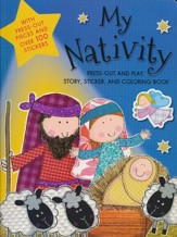 My Nativity Activity Book