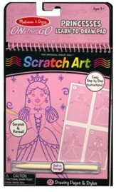Learn To Draw Princesses Activity  Book