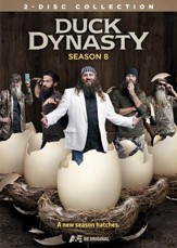 Duck Dynasty: Season 8, DVD