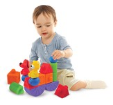 Pop Blocks Building Set