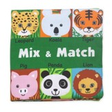 Mix and Match, Cloth Book
