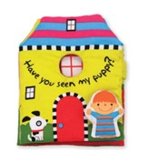 Have You Seen My Puppy?, Cloth Book