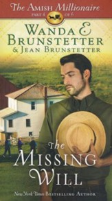 The Missing Will - The Amish Millionaire #4
