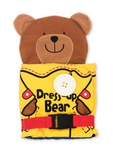 Dress Up Bear, Cloth Book
