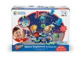 Gears! Gears! Gears! Space Explorers Building Set, 77 Pieces