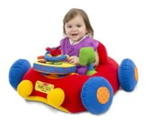 Beep-Beep and Play--Activity Plush Car