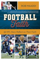 Football Faith: 52 NFL Stars Reflect on Their Faith