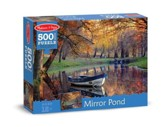 Mirror Pond Puzzle, 500 Pieces