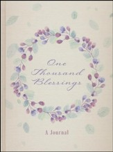 One Thousand Blessings: A Journal