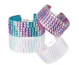Press On Rhinestones, Bracelet Set