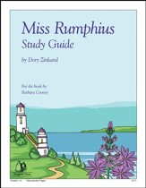 Miss Rumphius Progeny Press Study  Guide