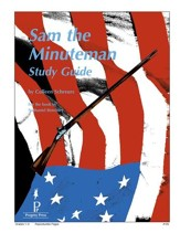 Sam the Minuteman Progeny Press Study Guide, Grades 1-3