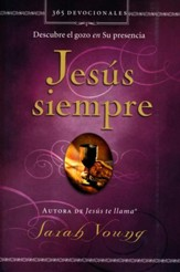 Jesús Siempre: Descubre el Gozo en Su Presencia  (Jesus Always: Embracing Joy in His Presence) - Slightly Imperfect