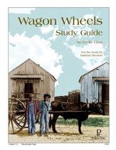 Wagon Wheels Progeny Press Study Guide, Grades 1-3