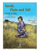 Sarah, Plain and Tall Progeny Press Study Guide
