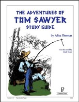 The Adventures of Tom Sawyer Progeny Press Study Guide Grades 6-9