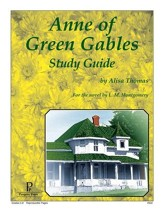 Anne of Green Gables Progeny Press  Study Guide