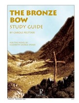 The Bronze Bow Progeny Press Study Guide, Grades 6-8