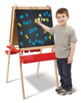 Deluxe Magnetic Easel Board