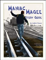 Maniac Magee Progeny Press Study Guide