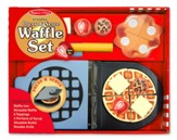 Press and Serve Waffle Set