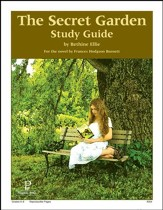 The Secret Garden Progeny Press Study Guide, Grades 6-8