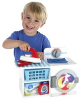 Let's Play House! Wash, Dry and Iron Play Set