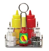 Condiments Play Set