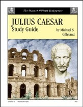 Julius Caesar Progeny Press Study Guide, Grades 9-12