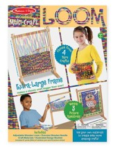 Multi-Craft Weaving Loom Activity