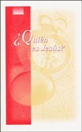 ¿Quién es Jesús? Who Is Jesus? Study Book