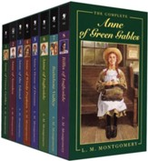 Anne of Green Gables Series 8-Volume Boxed Set  - Slightly Imperfect